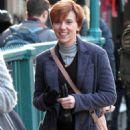 Scarlett Johansson – Filming new film in NY - 454 x 681