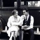 Robert Taylor and Irene Dunne