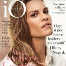Hilary Swank - Io Donna Magazine Cover [Italy] (August 2020)
