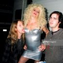 Jerry Cantrell with Flea and Krist Novoselic