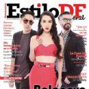 Denisse Guerrero, Belanova - Estilo Df Magazine Cover [Mexico] (3 March 2014)