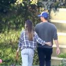 Dakota Johnson and Chris Martin out in Malibu