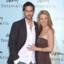 Poppy Montgomery and Adam Kaufman - 454 x 530