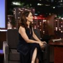 Robin Tunney on the Set of Jimmy Kimmel Live! in Hollywood 03/05/2019 - 454 x 681