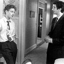 Ben Foster and Adrien Brody in Warner Brothers' Liberty Heights - 11/99
