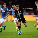 Paris Saint-Germain vs. SSC Napoli - UEFA Champions League Group C