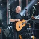 David Gilmour is seen at 'Jimmy Kimmel Live'