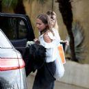 Alicia Vikander out in Venice Beach
