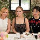 Zoey Deutch – W's It Girl Luncheon in Los Angeles 1/7/ 2017
