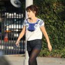 Zooey Deschanel – Out in Beverly Hills - 454 x 632