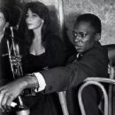 Juliette Gréco and Miles Davis