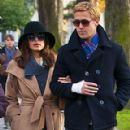 Ryan Gosling and Eva Mendes: Paris Lovers