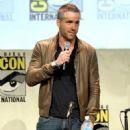 Ryan Reynolds- July 11, 2015-The 20th Century FOX Panel at Comic-Con International 2015 - 454 x 569