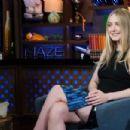 Dakota Fanning – Watch What Happens Live in New York