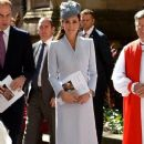 Prince William and Catherine Duchess of Cambridge attend Easter Service at St Andrews Cathedral, Sydney, Australia - 20 Apr 2014