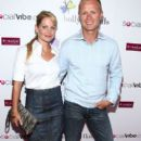 Candace Cameron and Valeri Bure - 397 x 594