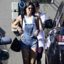 Kendall Jenner Out and About In La