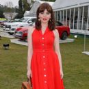 Ophelia Lovibond – Audi Polo Challenge – Day One in Ascot - 454 x 702