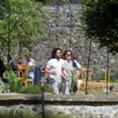 Rose Leslie and Kit Harington – Having lunch at Wardhill Castle in Aberdeen - 454 x 270
