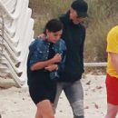 Cristiano Ronaldo treats girlfriend Georgina Rodriguez and son Cristiano Jr to a weekend in Ibiza as injury rules him out of Real Madrid's latest win - 454 x 680