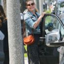 Amy Adams – Seen Out In Beverly Hills