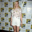 Candice King – 'The Vampire Diaries' Press Line at Comic-Con 2016 in San Diego - 454 x 633
