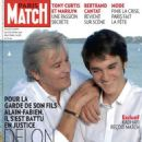 Alain Delon - Paris Match Magazine Cover [France] (October 2010)