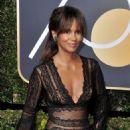 Halle Berry – 2018 Golden Globe Awards in Beverly Hills - 454 x 690
