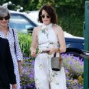 Claire Foy – Wimbledon Tennis Championships 2019 in London - 454 x 733
