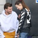 Louis Tomlinson and Eleanor Calder - 454 x 686