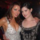 Dannii with Kelly Osbourne