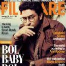 Abhishek Bachchan - Filmfare Magazine Pictorial [India] (January 2012) - 396 x 550
