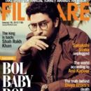 Abhishek Bachchan - Filmfare Magazine Pictorial [India] (January 2012)