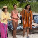 Patricia (Janet Jackson, left), Dianne (Sharon Leal, center), and Sheila (Jill Scott, right) in TYLER PERRY'S WHY DID I GET MARRIED TOO?. Photo credit: Quantrell Colbert - 454 x 303