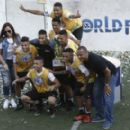 Neymar Takes Part in a Five-a-Side Football Match in Sao Paulo