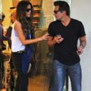 Kate Beckinsale stops by a nail salon for a mani/pedi in Santa Monica, California on January 31, 2015 - 393 x 600