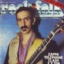 Frank Zappa - 380 x 500