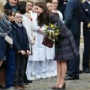The Duke and Duchess of Cambridge Visit Paris: Day Two - 454 x 309