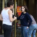 Rachel Brosnahan – 'The Marvelous Mrs. Maisel' Filming Rehearsals in Chelsea, New York - 454 x 741