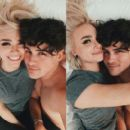 Anthony Padilla and lauren mychal(Glam & Gore) - 454 x 403