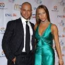 Edyta Sliwinska and Joey Lawrence