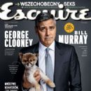 George Clooney - Esquire Magazine Cover [Poland] (July 2016)