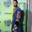 Jared Leto at 'Suicide Squad' Premiere in New York 08/01/2016