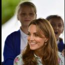 Kate Middleton – Attends the 'Back to Nature' festival in England - 454 x 619