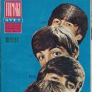 John Lennon, Paul McCartney, George Harrison, Ringo Starr - Filmski svet Magazine Cover [Yugoslavia (Serbia and Montenegro)] (8 October 1964)
