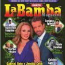 A Shelter for Love - La Bamba Magazine Cover [United States] (1 June 2012)