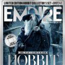 Ian McKellen - Empire Magazine Cover [United Kingdom] (11 December 2013)