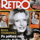 Beata Tyszkiewicz - Retro Magazine Cover [Poland] (May 2015)