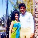 Priscilla Presley and Elvis Presley