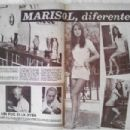 Marisol - Cine en 7 dias Magazine Pictorial [Spain] (31 August 1968) - 454 x 302